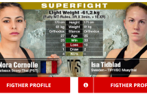 superfight isa vs nora rumble